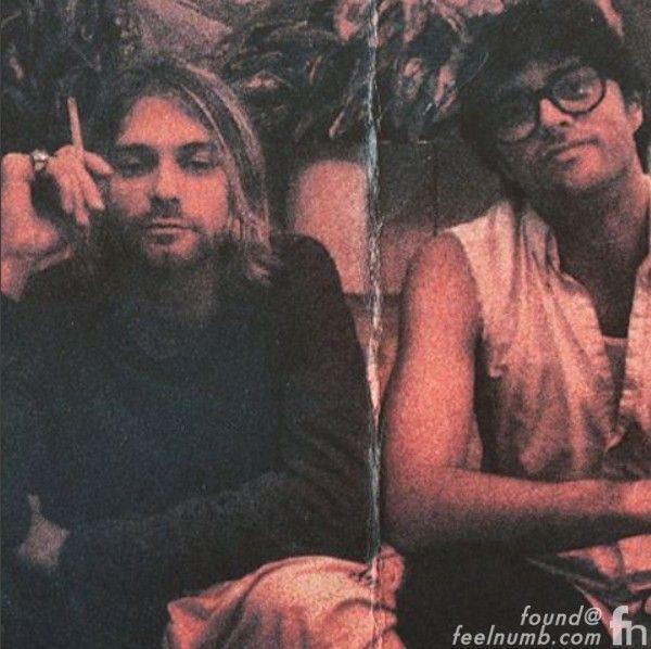Kurt Cobain Nirvana Last Photo March 26, 1994 Thor Lindsay Seattle