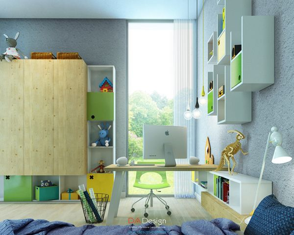 Best Spice Images On Pinterest Kids Room Design Kids Rooms - Colorful kids room designs with plenty of storage space
