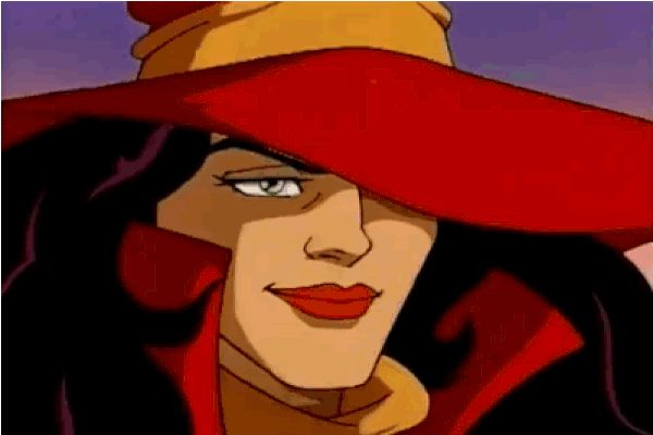 Carmen Sandiego, 'Where on Earth Is Carmen Sandiego?' - The Sexiest TV Cartoon Characters of All Time - Photos