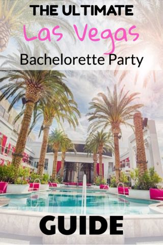 Everything you need to know for planning a bachelorette party in Las Vegas! This guide covers ideas for places to stay, where to eat, and things to do for an amazing weekend in the city that never sleeps -- Las Vegas, NV!    For more bachelorette guides, go to www.getbachelorettebox.com