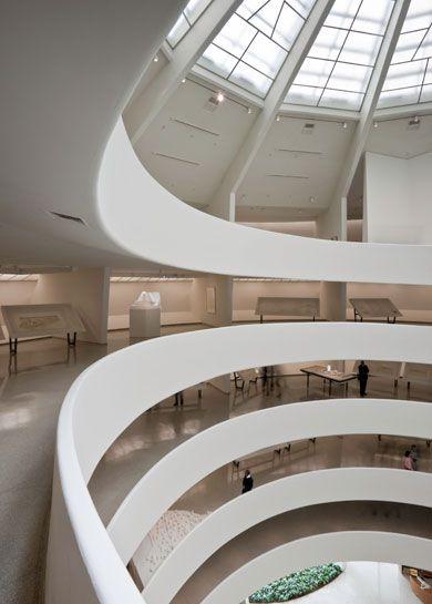 Guggenheim Museum, New York. Beautiful building, great memories of a fantastic trip