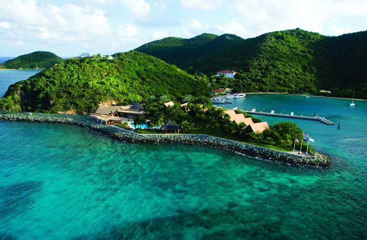 This private island resort is located on Peter Island -- an 1,800-acre pristine island in the British Virgin Islands. Boasting five beaches, luxurious accommodations and a full-service marina, it's easy to see why Peter Island Resort is a favorite.