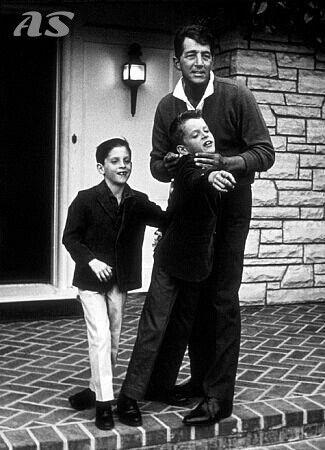 Dean with Ricci and Dean-Paul