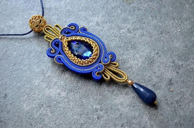 Soutache Jewelry. Художественная Ювелирные Изделия Авторская Екатерина Wojtak