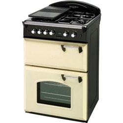 Leisure Heritage Double Oven 60cm Gas Cooker in Cream