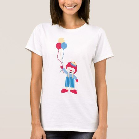 Circus clown T-Shirt - click to get yours right now!
