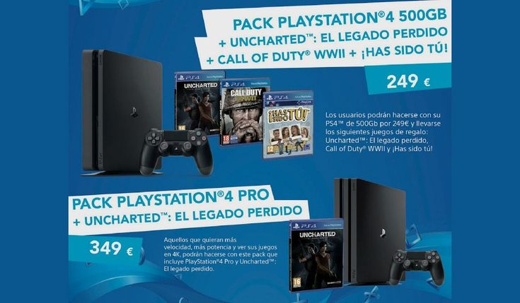 Estas son las ofertas de PlayStation para el Black Friday http://www.charlesmilander.com/noticias/2017/11/estas-son-las-ofertas-de-playstation-para-el-black-friday/es Como ganar dinero en las redes sociales? clic http://amzn.to/2hgd6Me