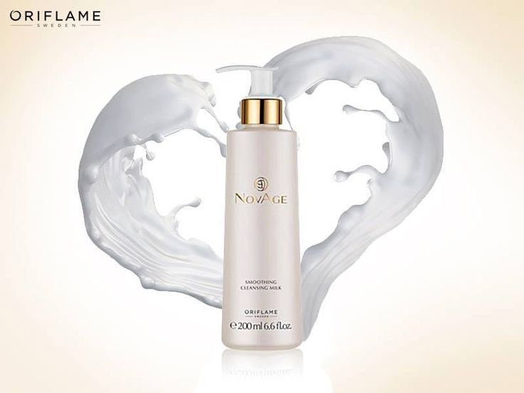 Enriched with the goodness of milk and anti-ageing properties, 'NovAge Smoothing Cleansing Milk' deeply cleanses the skin to reveal more youthful radiance. Do try. #NovAge