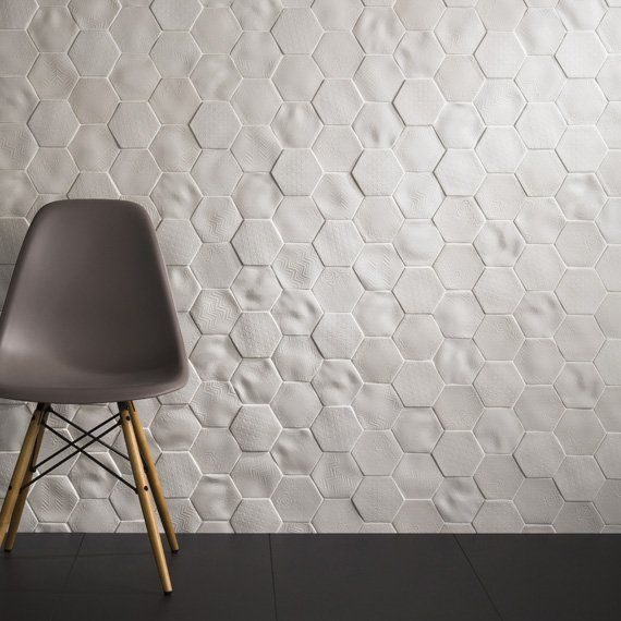 Johnson tiles absolute collection selene if i had to - Carrelage geometrique ...