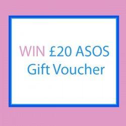 #Win £20 ASOS Gift Voucher ^_^ http://www.pintalabios.info/en/fashion-giveaways/view/en/3511 #International #Fashion #bbloggers #Giweaway