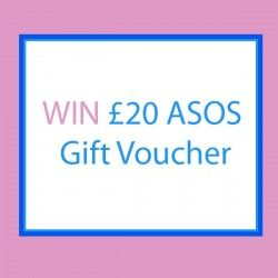 #Win £20 ASOS Gift Voucher ^_^ http://www.pintalabios.info/en/fashion-giveaways/view/en/3511 #International #Fashion #bbloggers #Giweaway
