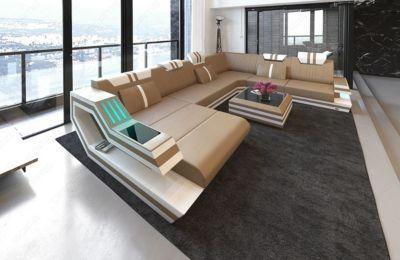 Sofa Dreams Wohnlandschaft Ravenna XXL Jetzt bestellen unter: https://moebel.ladendirekt.de/wohnzimmer/sofas/wohnlandschaften/?uid=5fc5242f-49b3-5492-85b1-76cbe7692a73&utm_source=pinterest&utm_medium=pin&utm_campaign=boards #sofas #wohnzimmer #wohnl #schaften