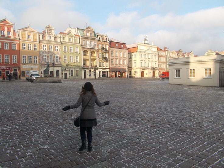 #Poznań in December. #Poland