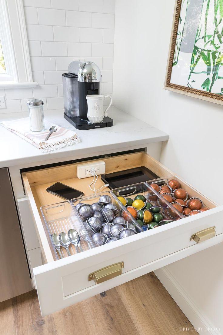 Kitchen Cabinet Storage Organization Ideas Driven By Decor Kitchen Cabinet Storage Kitchen Cabinets Storage Organizers Outdoor Kitchen Appliances