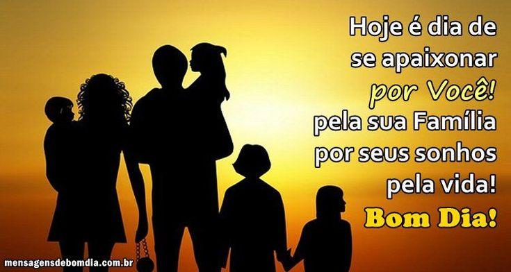 Bom Dia Familia: Best 25+ Bom Dia Ideas On Pinterest