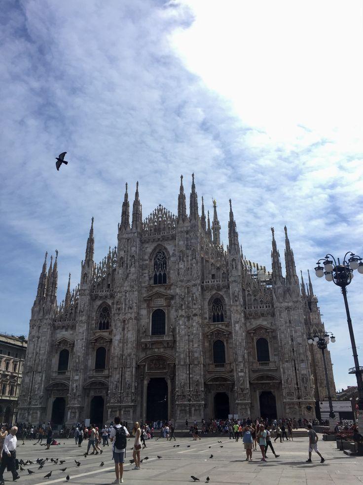 Duomo-Milano,Lombardia,Italia
