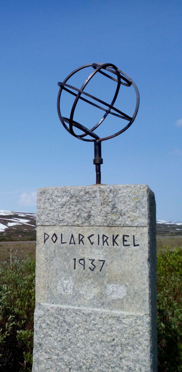 Arctic Circle, Norway / Cercle polaire, Norvège