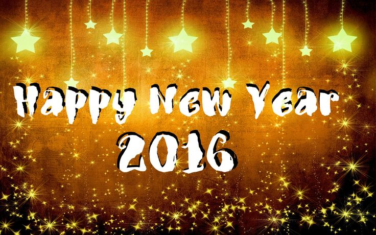great happy new year 2016 wallpaper
