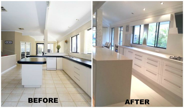 Another Amazing Granite Transformations Kitchen Before