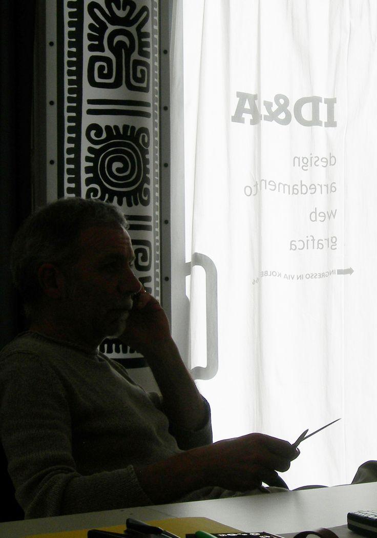 La sede dello studio di progettazione a Pesaro. www.marcellogennari.it