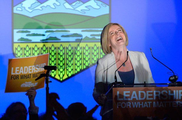 Rachel Notley's journey from 'smartass kid' to toppling a dynasty | Metro