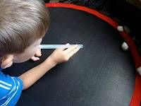 Home / Communication / Oral Motor / Oral-Motor Activity: Blow the Sheep Out of the Pen