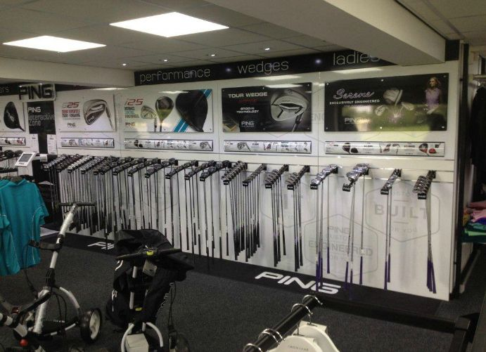 GolfOnline has the latest golf equipment and accessories at discounted prices. We have a huge range of the leading brands, many with special offers.