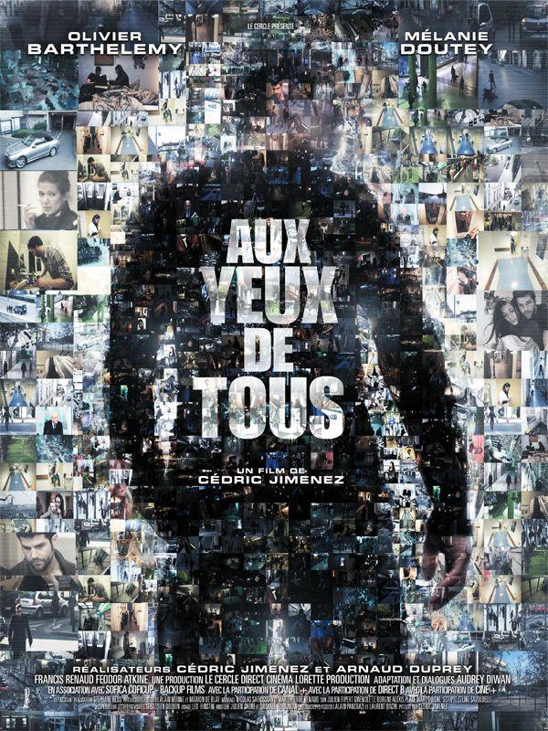 Paris Under Watch/Aux yeux de tous est un film de Cédric Jimenez avec Mélanie Doutey, Olivier Barthelemy. Synopsis : 673 000 caméras de surveillance et des millions de webcams en France. Un hacker anonyme a piraté toutes les caméras de Paris et observe la ville à son