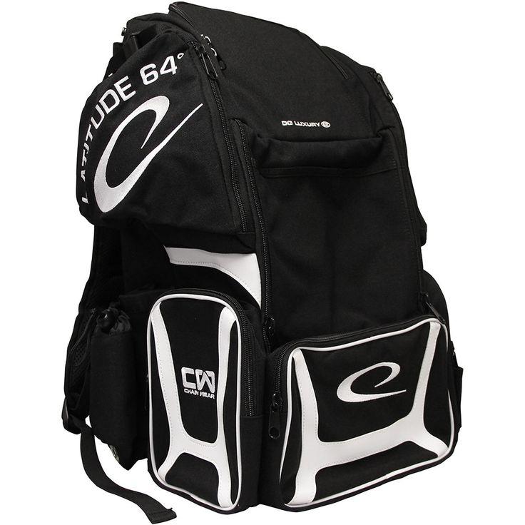 Latitude 64 DG Luxury E2 Backpack Disc Golf Bag $149.99 FREE SHIPPING