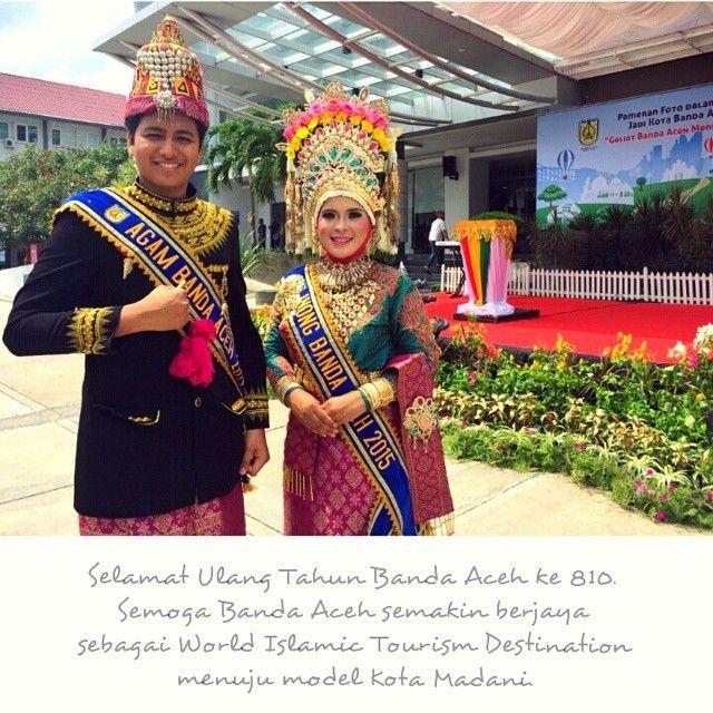 regram @opiezahri [Masih] Selamat Ulang Tahun Banda Aceh ke 810. :) #AgamInongBNA #BandaAceh #CharmingBandaAceh #WorldIslamicTourism