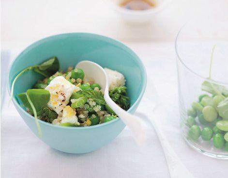 Spring Quinoa Salad - I Quit Sugar