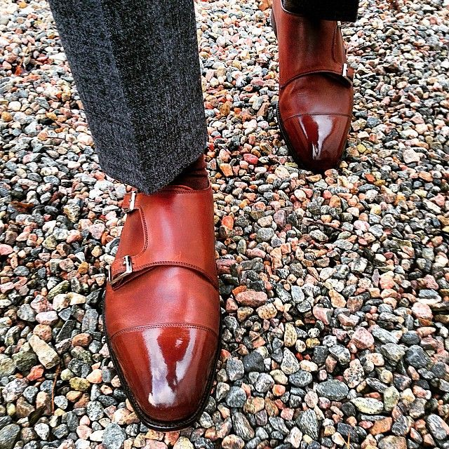 Alfred Sargent monks   The Shoe Snob