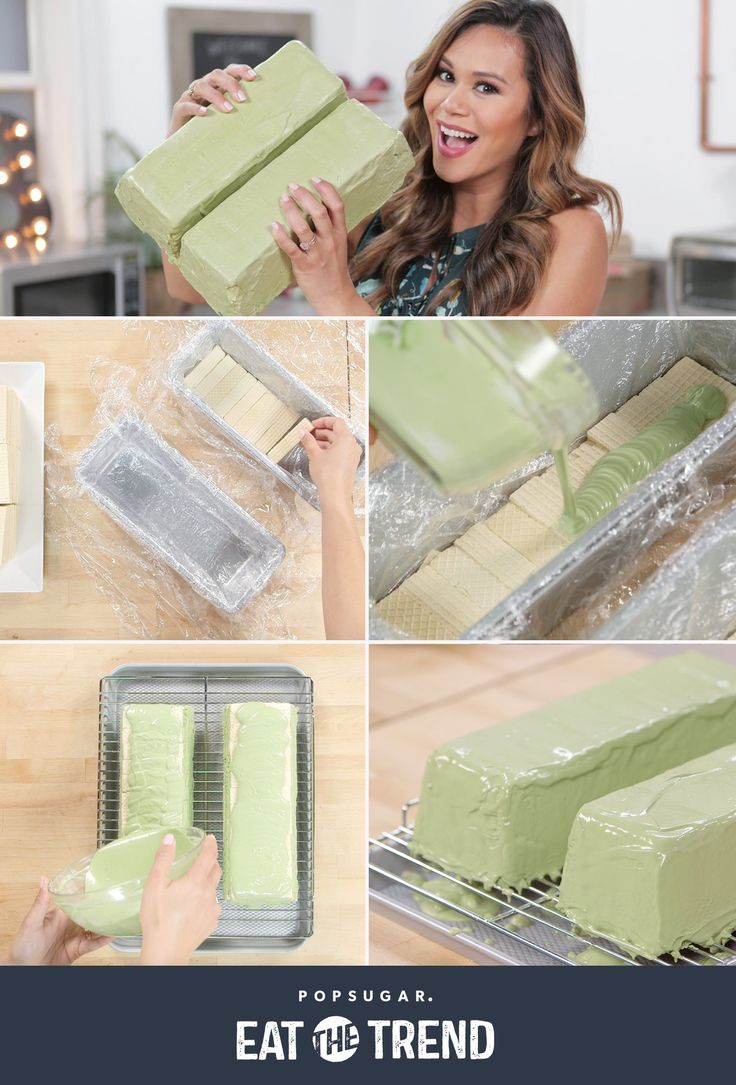 Love green tea? You NEED to try this giant green tea kit kat bar!