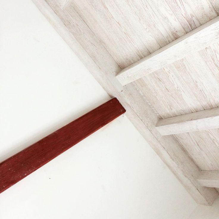 wooden ceiling by WoodworkLAB. #handmadefurniture #woodworklab #wooden #woodwork #wood #ceilingtreatment #ceiling #oakwood