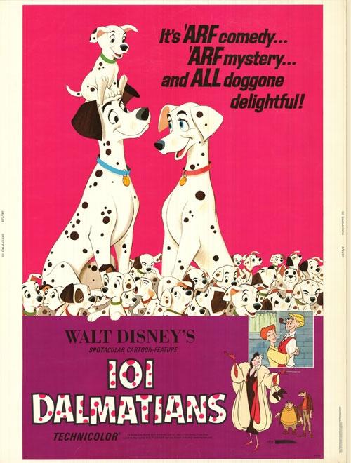 1961 - 101 Dalmations