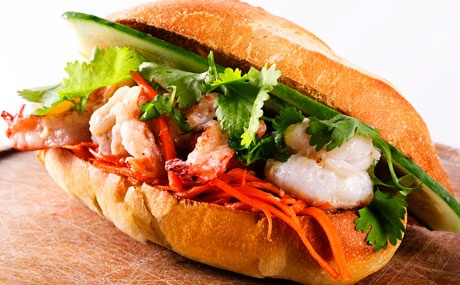 Num Pang - Cambodian sandwich shop