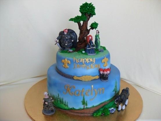 #Brave #Birthday #Cake