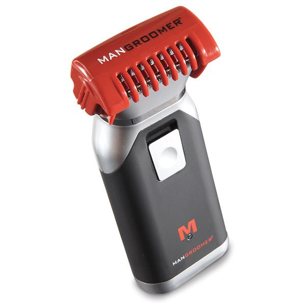 ManGroomer Private Body Shaver
