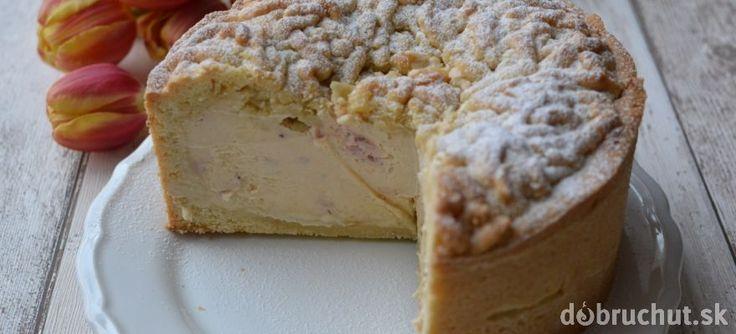 rebarborový koláč s tvarohom - Hľadať Googlom