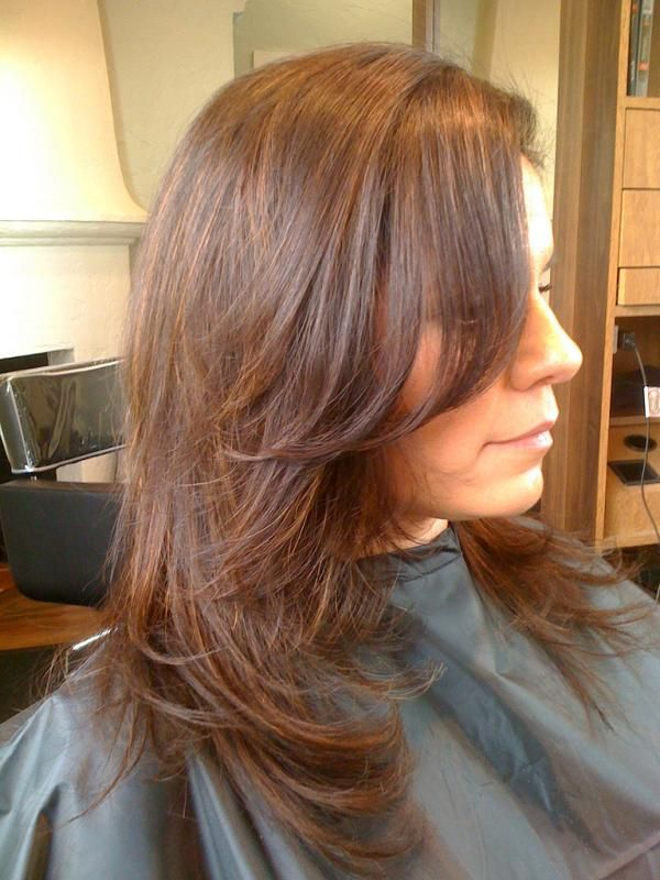Maple Brown Base With Warm Carmel Highlights 30 Sexy Brown