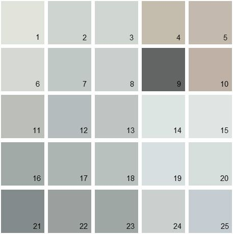 25 Best Ideas About Benjamin Moore Horizon On Pinterest