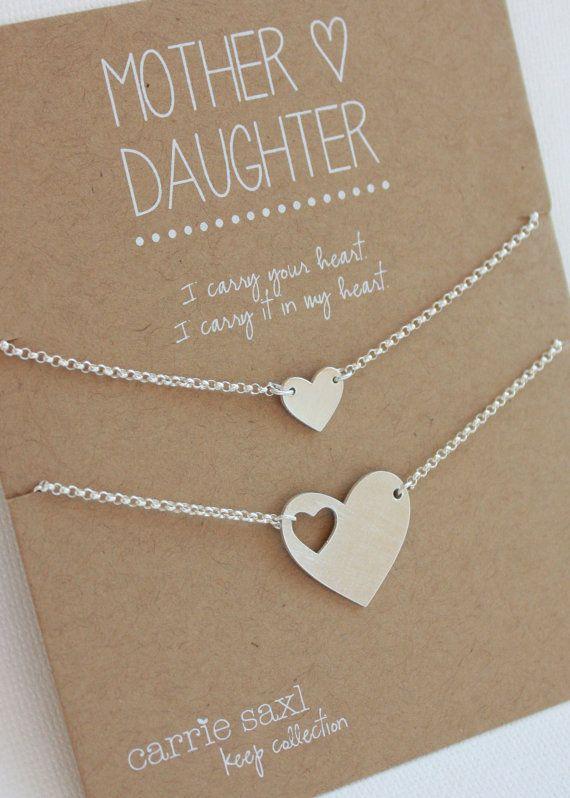Gift For Mom On Wedding Day: Mother Daughter Bracelet Set