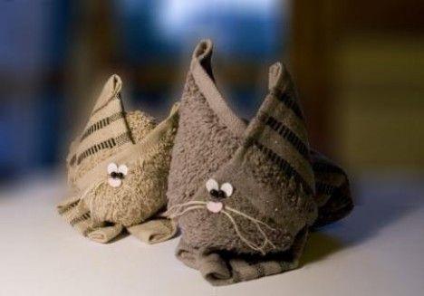 Искусство складывания полотенец - менее известная сестра популярной техники складывания салфеток. Обе техники происходят от оригами - искусства складывания бумаги.  Идея складывания полотенец, согласно легенде, пришла в голову слугам Клеопатры, которая ...
