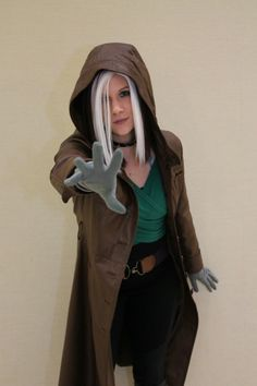 rogue costume movie - Google Search