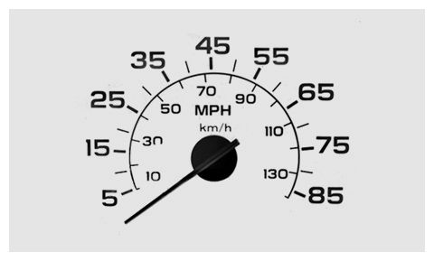 Chevrolet Speedometer Design - Christian Annyas's Blog