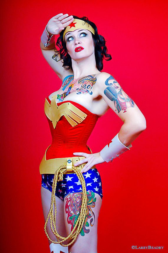 Hard Core Wonder WomanCosplay, Costumes, Wonder Women, Hollymessinger Deviantart Com, Body Art, Cores Wonder, Wonder Woman Skirts, Wonder Woman, Alt Wonder