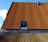 Recla Metals Is The Original Developer Of Rusty Corrugated Metal Roofing.  We Also Provide Structural Steel And Snow Breaks.