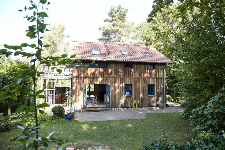 Vivre durable: Visiter la maison en bois d'Aicha Reh