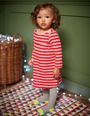 I've+spotted+this+@BodenClothing+Essential+Stripy+Jersey+Dress+