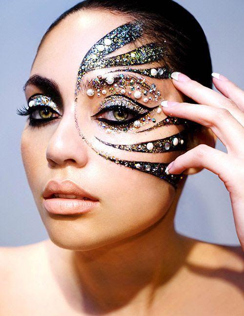 2017-19  Body Glam-Bling &Makeups Trends